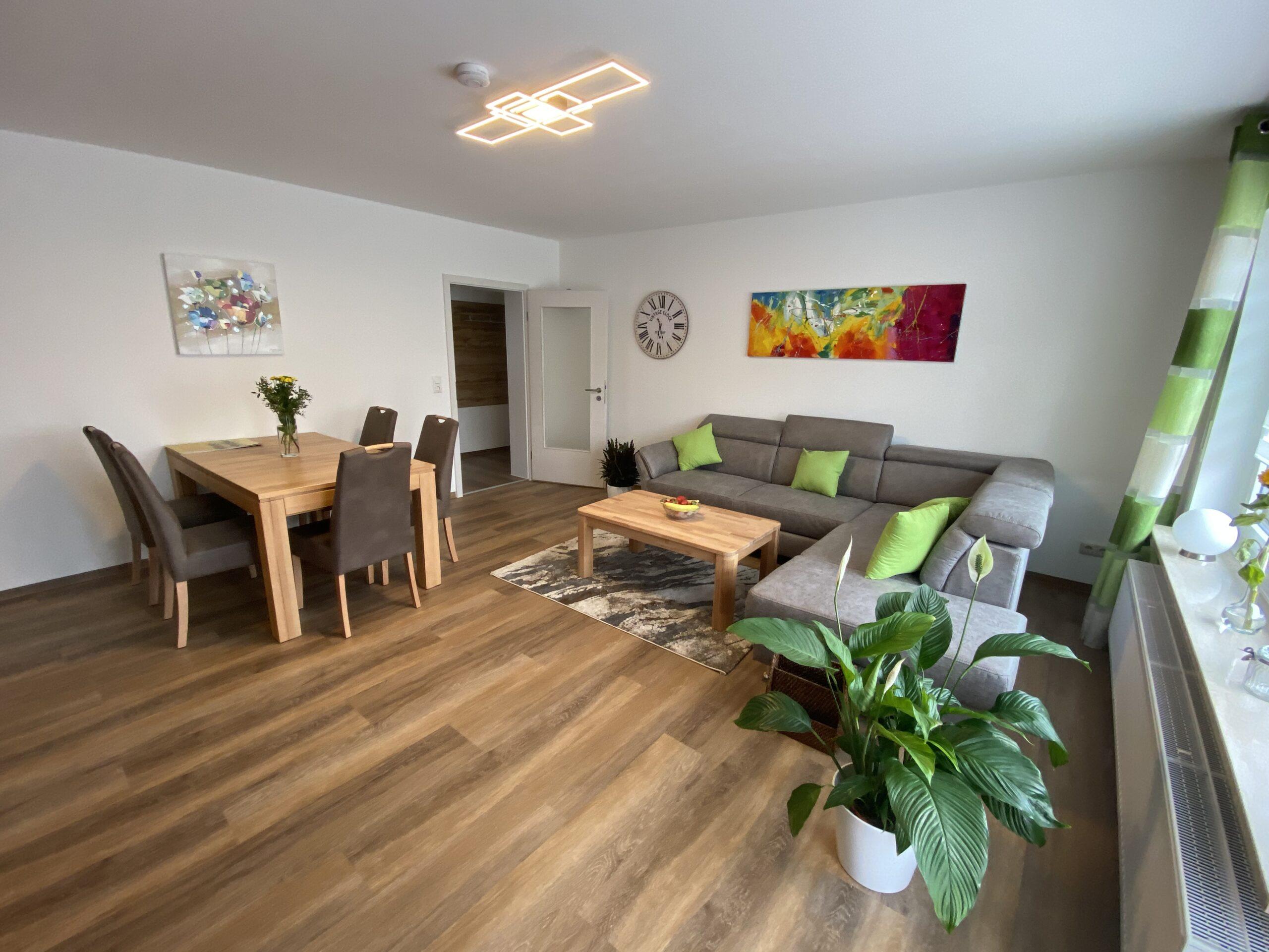 AISCHGRUNDFLAIR - Wohnbereich